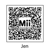 QR Code for Jen by !SiC