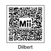 QR Code for Dilbert by PRMan!!