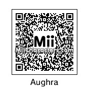 QR Code for Aughra by !SiC