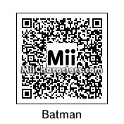 QR Code for Batman by !SiC