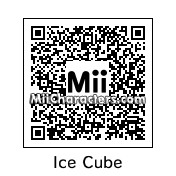 QR Code for Ice Cube by the C!