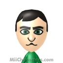 Joaquin Phoenix Mii Image by Andy Anonymous