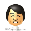 Jackie Chan Mii Image by Dave