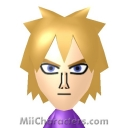 Cloud Strife Mii Image by Chrisrj