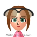 Aerith Gainsborough Mii Image by Chrisrj