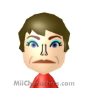 Blanche Devereaux Mii Image by CawfeeGuy