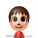 Male Villager Mii Image by Eben Frostey