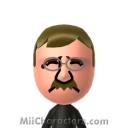 "Theodore ""Teddy"" Roosevelt Mii Image by Andy Anonymous"