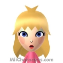 Princess Peach Mii Image by Andy Anonymous