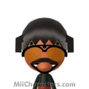 Triumph the Insult Comic Dog Mii Image by Andy Anonymous