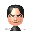 Charlie Sheen Mii Image by Dylan Ptolemy