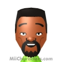 Will Smith Mii Image by Dylan Ptolemy