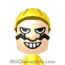 Wario Mii Image by wolverines0519