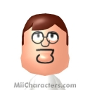 Peter Griffin Mii Image by TerBear