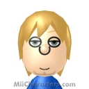 Chris Griffin Mii Image by TerBear