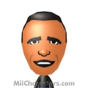 Barack Obama Mii Image by Killer is cool