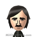Edgar Allan Poe Mii Image by Andy Anonymous