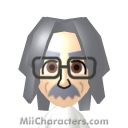 Albert Einstein Mii Image by Alien803