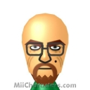 Walter White Mii Image by Shifty