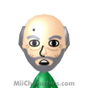 Wheelchair Guy Mii Image by ThroatyDuck