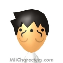 Two Faced Boy Mii Image by Lum
