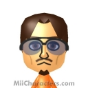Johnny Depp Mii Image by Cjv95