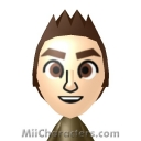 The 10th Doctor Mii Image by Nicholah