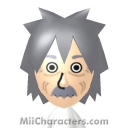 Albert Einstein Mii Image by Adamjohn94