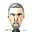 Count Dooku Mii Image by Slug Boy