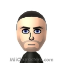 Commander Shepard (Male) Mii Image by Brunosky Inc