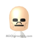 Skeleton Mii Image by Graybuck