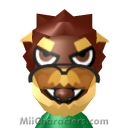 King Bowser Mii Image by JetFox89
