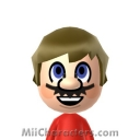Mario Mii Image by Andy Anonymous