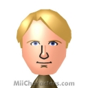 The Fifth Doctor Mii Image by 12thDoctor