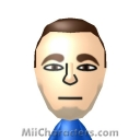 Jimmie Johnson Mii Image by Hedgie