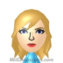 Perrie Edwards Mii Image by Penguin96