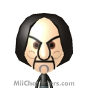 Billy the Puppet from Saw Mii Image by !SiC