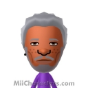 Morgan Freeman Mii Image by Techno Tater