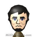 Abraham Lincoln Mii Image by Mii Creator 20