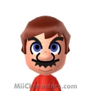 Mario Mii Image by Golden
