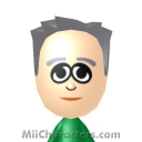 Mayor McDaniels Mii Image by Mike 4