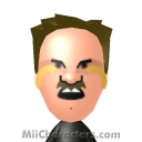 Bill Cowher Mii Image by St. Patty