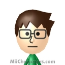 Jake English Mii Image by guy5f