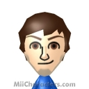 Mark Webber Mii Image by TheSimplePepsi