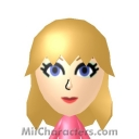 Princess Peach Mii Image by CancerTurtle