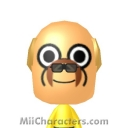 Jake the Dog Mii Image by KeroStar
