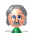 Albert Einstein Mii Image by wii349