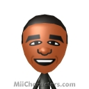 Barack Obama Mii Image by Derp