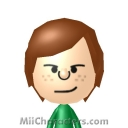Peppermint Patty Mii Image by PasDeSeul