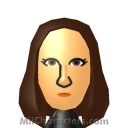 The Mona Lisa Mii Image by Cipi